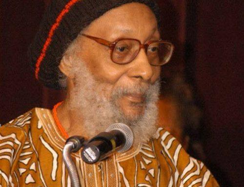 Honoring Kamau Brathwaite (1930-2020)